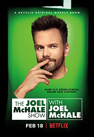 Where to stream The Joel McHale Show with Joel McHale