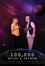 100,000 Miles a Second Poster