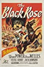 The Black Rose (1950) Poster