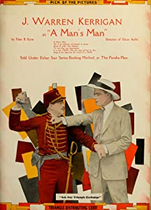 Download di film in HD divx A Man\'s Man (1923) by Thomas J. Geraghty  [4K2160p] [UHD]