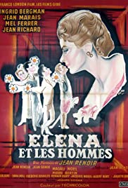 Elena and Her Men (1956) Poster - Movie Forum, Cast, Reviews
