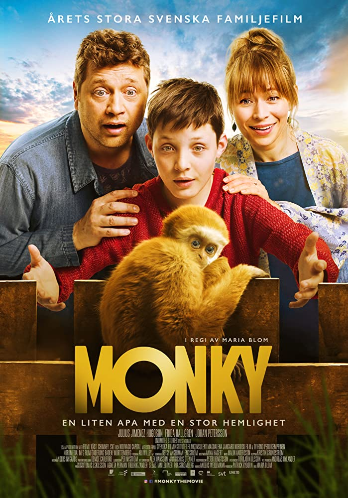 Monky 2017 Hindi Dual Audio 720p BluRay 1GB Download