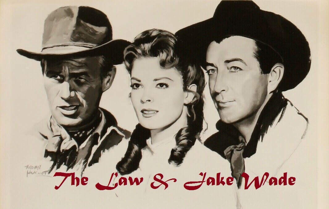 The Law and Jake Wade (1958) Online Subtitrat in Romana