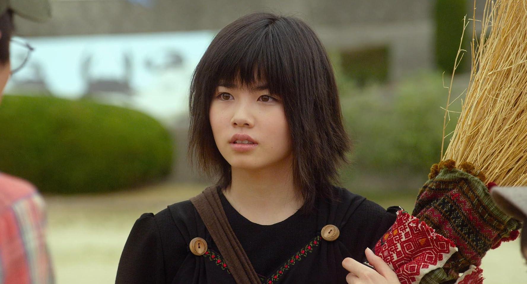 Fûka Koshiba in Majo no takkyûbin (2014)