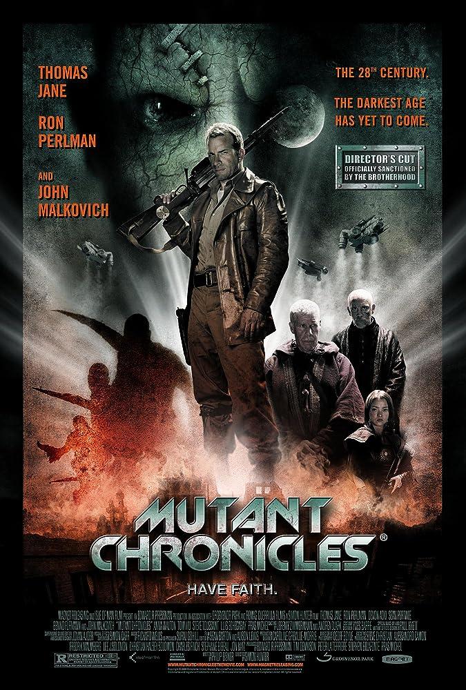 Mutant Chronicles (2008) Hindi Dubbed