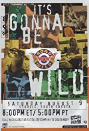 WCW Road Wild Poster