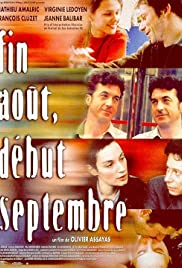 Late August, Early September (1998) Fin août, début septembre 720p download