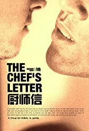The Chef's Letter Poster
