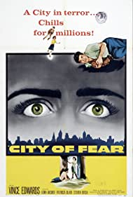 Vince Edwards in City of Fear (1959)