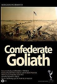 Confederate Goliath Poster