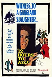 Twelve Hours to Kill Poster