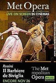 Primary photo for Rossini: Il Barbiere Di Siviglia