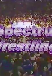 Spectrum Wrestling Poster