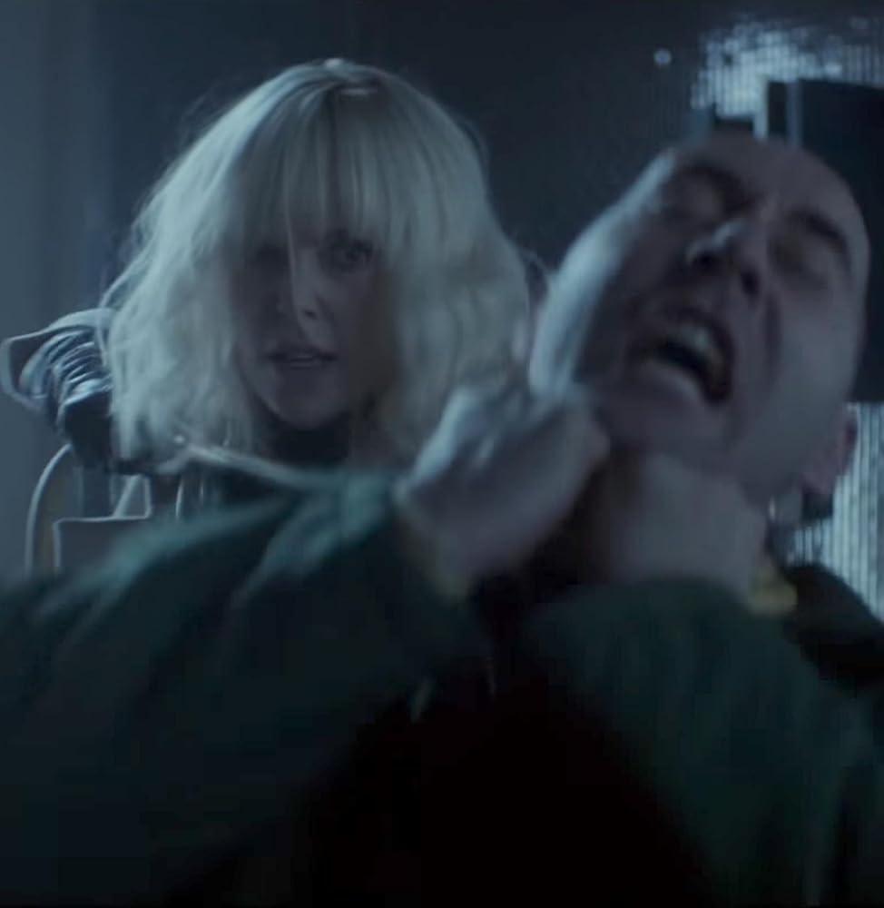 Atomic Blonde: Anatomy of a Scene (2017)