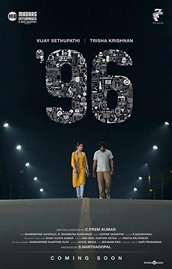 96 2019 Full Hindi Dubbed Movie Download 300MB HDRip 480p