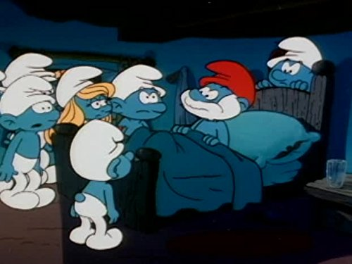 The Smurfs The Stuff Dreams Are Smurfed Ofthe Box Of Dirty Tricks
