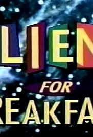 Aliens for Breakfast Poster