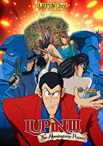 Lupin the 3rd: The Hemingway Papers
