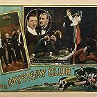 Henry Hebert, Charles Lane, Matt Moore, Warner Oland, and Edith Roberts in The Mystery Club (1926)