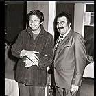 George Obadiah and Uri Zohar in Koreyim Li Shmil (1973)