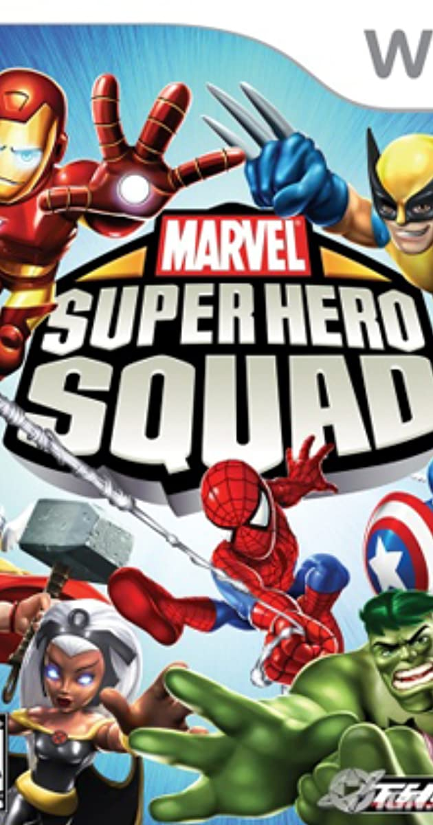 Marvel Super Hero Squad (Video Game 2009) - IMDb