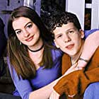 Anne Hathaway and Jesse Eisenberg in Get Real (1999)