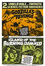Island of the Burning Damned Poster