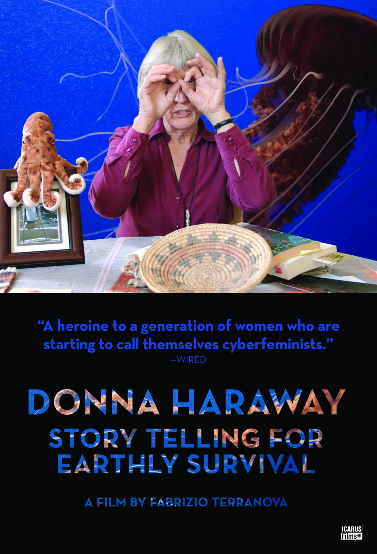 Afbeeldingsresultaat voor donna haraway storytelling for earthly survival