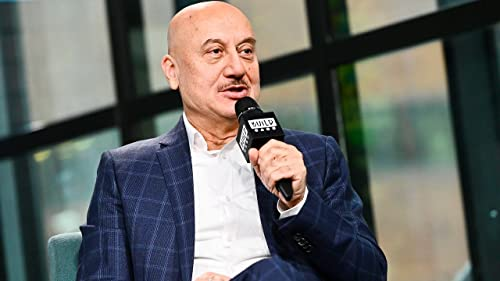 BUILD: Anupam Kher Brought Skype to Village for Silver Linings Playbook Audition