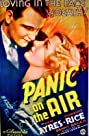 Panic on the Air (1936) Poster