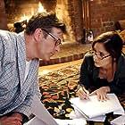 Alec Baldwin and Sarah Michelle Gellar in Suburban Girl (2007)