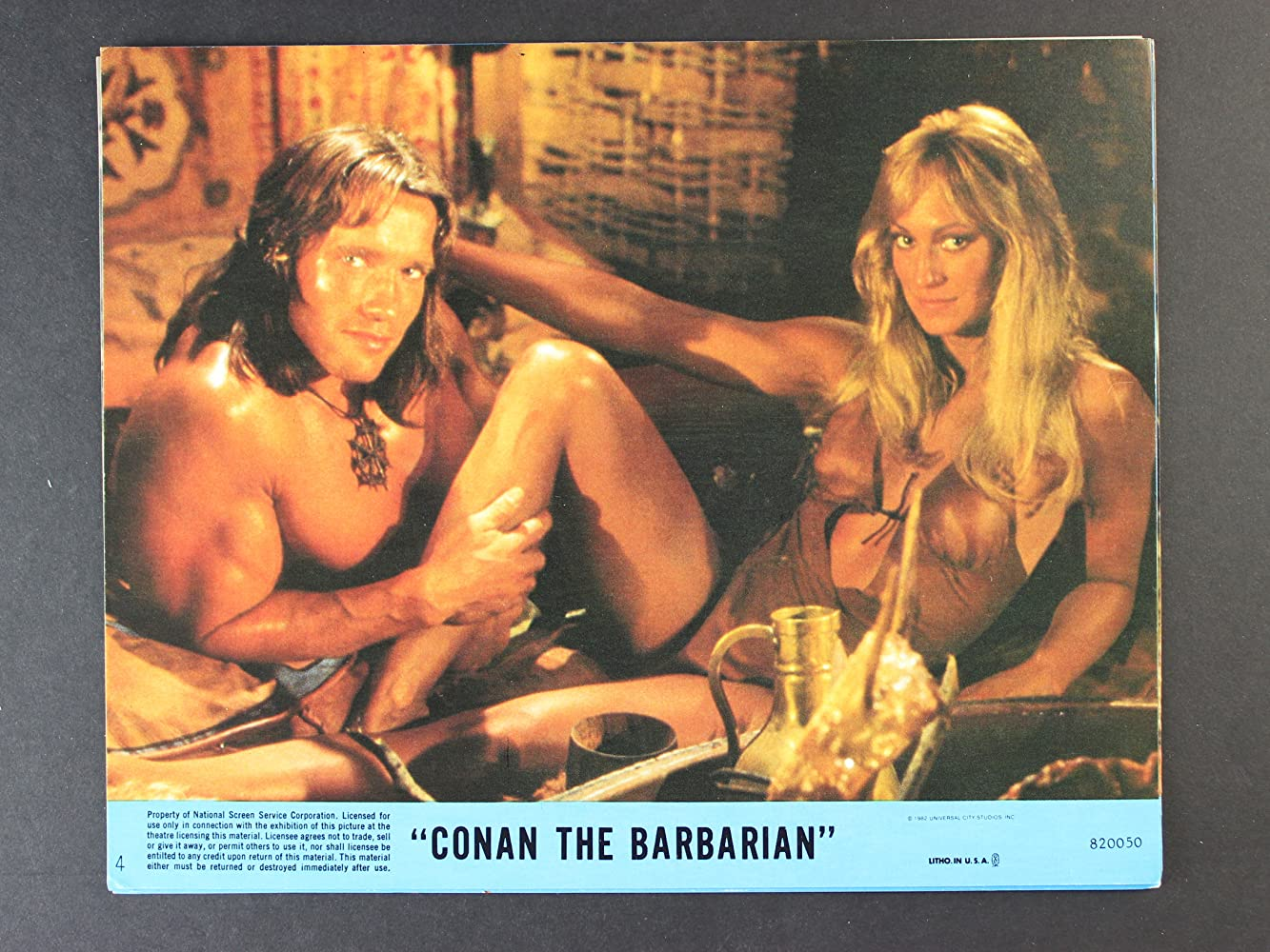 with barbarian Conan women the
