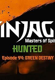 Green Destiny Poster