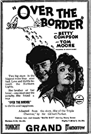 Over the Border Poster