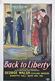 Back to Liberty Poster
