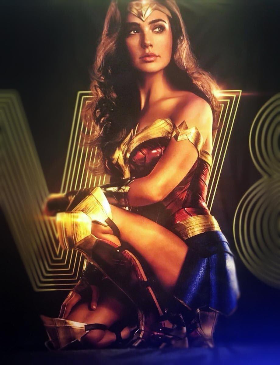 Wonder Woman 1984: A new era of wonder begins.