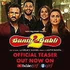 Saif Ali Khan, Rani Mukerji, Sharvari Wagh, and Siddhant Chaturvedi in Bunty Aur Babli 2 (2021)