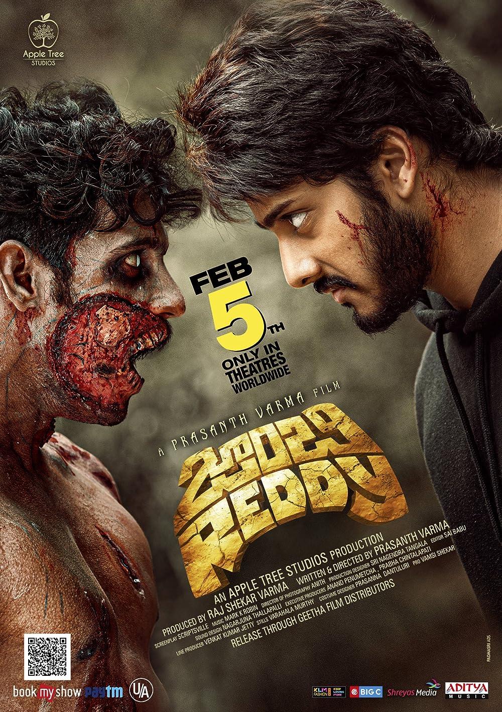 Zombie Reddy 2021 Telugu 720p HDRip 1.3GB Download