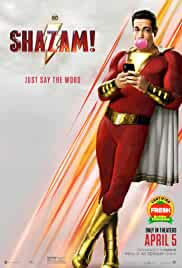 Shazam! | 720p | HDCAM | dubbed | English + Hindi