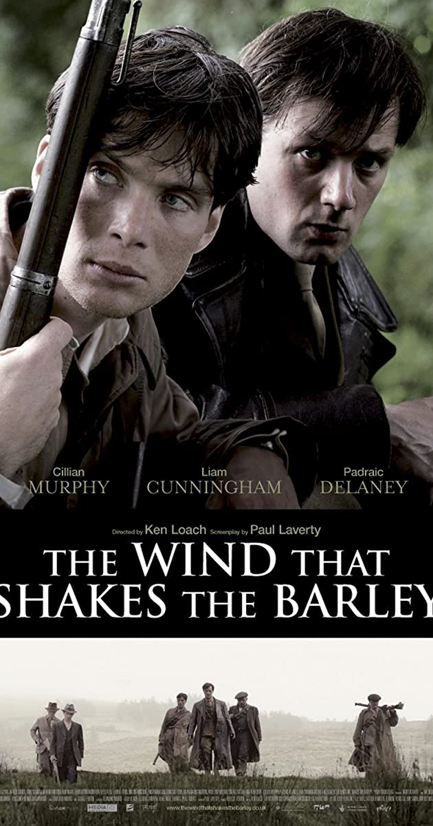 Subtitle of The Wind that Shakes the Barley