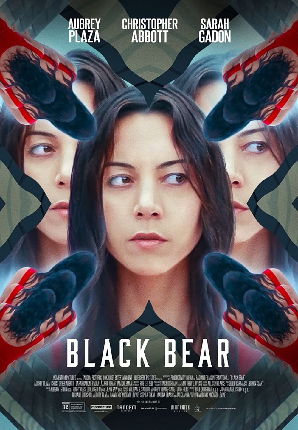 Black Bear 2020 English 720p HDRip ESubs 795MB | 320MB Download