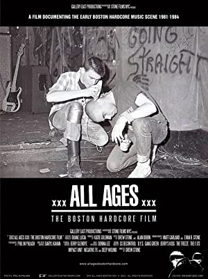 Where to stream All Ages: The Boston Hardcore Film