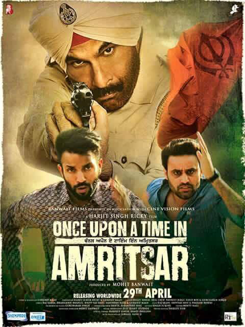 Once Upon a Time in Amritsar (2016) centmovies.xyz