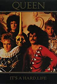 Queen: It's a Hard Life Poster