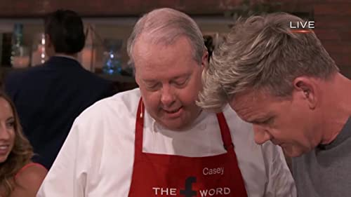 The F Word: Gordon Ramsay Catches Up With The Team Captains