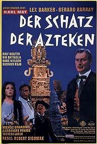 Der Schatz der Azteken (1966) Poster - Movie Forum, Cast, Reviews