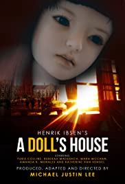 Henrik Ibsen's A Doll's House Poster