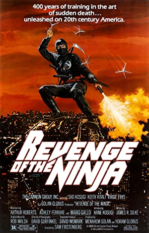Movie Revenge of the Ninja (1983)