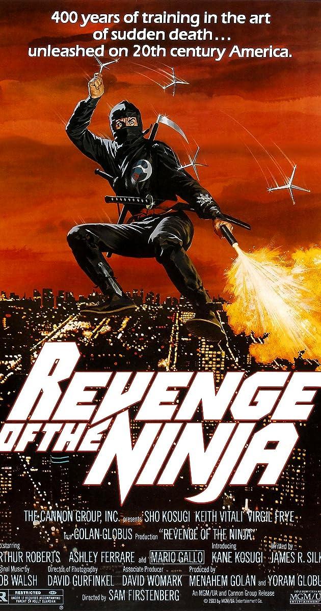 Subtitle of Revenge of the Ninja