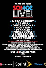 One Voice Somos Live: A Concert for Disaster Relief Poster